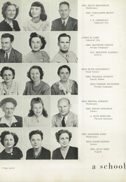 Page 16, 1948 Edition, Stephen F Austin Senior High School - Corral Yearbook (Houston, TX) online yearbook collection