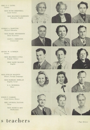 Page 17, 1948 Edition, Stephen F Austin Senior High School - Corral Yearbook (Houston, TX) online yearbook collection
