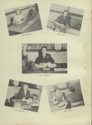 Page 17, 1952 Edition, Stephen F Austin Senior High School - Corral Yearbook (Houston, TX) online yearbook collection