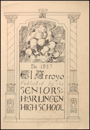 Page 7, 1937 Edition, Harlingen High School - El Arroyo Yearbook (Harlingen, TX) online yearbook collection