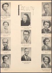 Page 12, 1947 Edition, Harlingen High School - El Arroyo Yearbook (Harlingen, TX) online yearbook collection