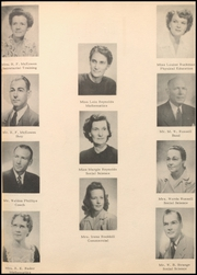 Page 13, 1947 Edition, Harlingen High School - El Arroyo Yearbook (Harlingen, TX) online yearbook collection