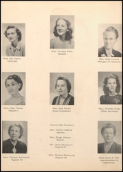 Page 14, 1947 Edition, Harlingen High School - El Arroyo Yearbook (Harlingen, TX) online yearbook collection