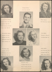 Page 17, 1947 Edition, Harlingen High School - El Arroyo Yearbook (Harlingen, TX) online yearbook collection