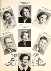 Page 15, 1951 Edition, Harlingen High School - El Arroyo Yearbook (Harlingen, TX) online yearbook collection