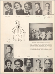 Page 10, 1954 Edition, Harlingen High School - El Arroyo Yearbook (Harlingen, TX) online yearbook collection