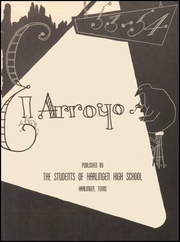 Page 5, 1954 Edition, Harlingen High School - El Arroyo Yearbook (Harlingen, TX) online yearbook collection