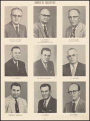 Page 9, 1954 Edition, Harlingen High School - El Arroyo Yearbook (Harlingen, TX) online yearbook collection