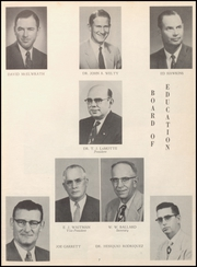 Page 11, 1958 Edition, Harlingen High School - El Arroyo Yearbook (Harlingen, TX) online yearbook collection