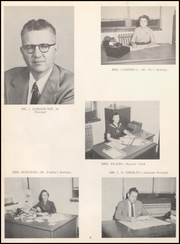 Page 12, 1958 Edition, Harlingen High School - El Arroyo Yearbook (Harlingen, TX) online yearbook collection