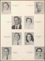 Page 15, 1958 Edition, Harlingen High School - El Arroyo Yearbook (Harlingen, TX) online yearbook collection