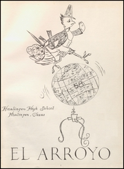 Page 5, 1958 Edition, Harlingen High School - El Arroyo Yearbook (Harlingen, TX) online yearbook collection