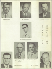 Page 11, 1960 Edition, Harlingen High School - El Arroyo Yearbook (Harlingen, TX) online yearbook collection