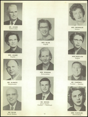 Page 14, 1960 Edition, Harlingen High School - El Arroyo Yearbook (Harlingen, TX) online yearbook collection