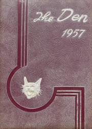 1957 Edition, Clear Creek High School - Den Yearbook (League City, TX)