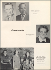 Page 11, 1960 Edition, Clear Creek High School - Den Yearbook (League City, TX) online yearbook collection