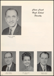 Page 12, 1960 Edition, Clear Creek High School - Den Yearbook (League City, TX) online yearbook collection