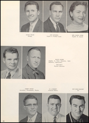 Page 14, 1960 Edition, Clear Creek High School - Den Yearbook (League City, TX) online yearbook collection