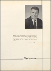 Page 5, 1960 Edition, Clear Creek High School - Den Yearbook (League City, TX) online yearbook collection