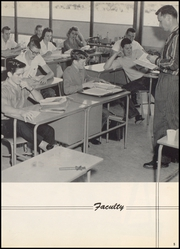 Page 9, 1960 Edition, Clear Creek High School - Den Yearbook (League City, TX) online yearbook collection