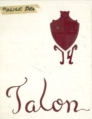 Andress High School - Talon Yearbook (El Paso, TX) online yearbook collection, 1974 Edition, Page 1