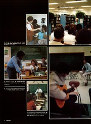 Page 10, 1984 Edition, Andress High School - Talon Yearbook (El Paso, TX) online yearbook collection
