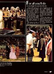 Page 13, 1984 Edition, Andress High School - Talon Yearbook (El Paso, TX) online yearbook collection