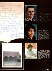 Page 7, 1984 Edition, Andress High School - Talon Yearbook (El Paso, TX) online yearbook collection