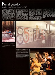 Page 8, 1984 Edition, Andress High School - Talon Yearbook (El Paso, TX) online yearbook collection