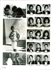 Page 100, 1987 Edition, Andress High School - Talon Yearbook (El Paso, TX) online yearbook collection