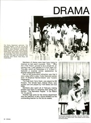 Page 54, 1987 Edition, Andress High School - Talon Yearbook (El Paso, TX) online yearbook collection