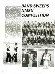 Page 58, 1987 Edition, Andress High School - Talon Yearbook (El Paso, TX) online yearbook collection