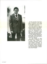 Page 68, 1987 Edition, Andress High School - Talon Yearbook (El Paso, TX) online yearbook collection