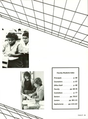 Page 69, 1987 Edition, Andress High School - Talon Yearbook (El Paso, TX) online yearbook collection