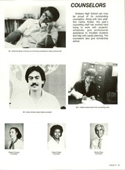Page 71, 1987 Edition, Andress High School - Talon Yearbook (El Paso, TX) online yearbook collection
