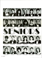 Page 90, 1987 Edition, Andress High School - Talon Yearbook (El Paso, TX) online yearbook collection