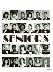 Page 91, 1987 Edition, Andress High School - Talon Yearbook (El Paso, TX) online yearbook collection