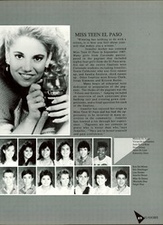 Page 93, 1988 Edition, Coronado High School - Legend Yearbook (El Paso, TX) online yearbook collection