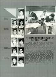 Page 96, 1988 Edition, Coronado High School - Legend Yearbook (El Paso, TX) online yearbook collection
