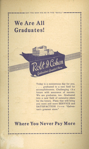 Page 2, 1947 Edition, Ball High School - Purple Quill Yearbook (Galveston, TX) online yearbook collection