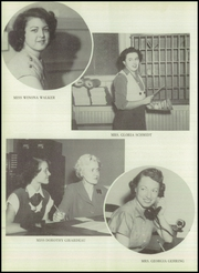 Page 12, 1951 Edition, Ball High School - Purple Quill Yearbook (Galveston, TX) online yearbook collection