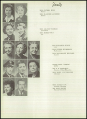 Page 16, 1951 Edition, Ball High School - Purple Quill Yearbook (Galveston, TX) online yearbook collection