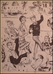 Page 2, 1951 Edition, Ball High School - Purple Quill Yearbook (Galveston, TX) online yearbook collection