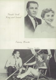 Page 11, 1957 Edition, Ball High School - Purple Quill Yearbook (Galveston, TX) online yearbook collection