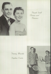 Page 12, 1957 Edition, Ball High School - Purple Quill Yearbook (Galveston, TX) online yearbook collection