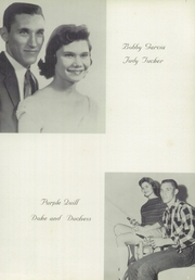 Page 13, 1957 Edition, Ball High School - Purple Quill Yearbook (Galveston, TX) online yearbook collection