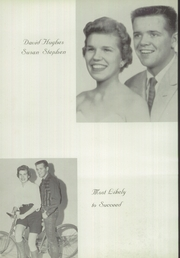 Page 14, 1957 Edition, Ball High School - Purple Quill Yearbook (Galveston, TX) online yearbook collection
