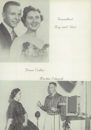 Page 15, 1957 Edition, Ball High School - Purple Quill Yearbook (Galveston, TX) online yearbook collection