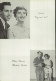 Page 16, 1957 Edition, Ball High School - Purple Quill Yearbook (Galveston, TX) online yearbook collection