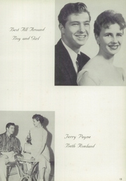 Page 17, 1957 Edition, Ball High School - Purple Quill Yearbook (Galveston, TX) online yearbook collection